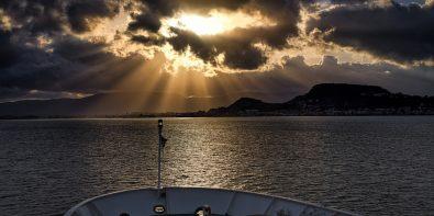 ferry overtocht