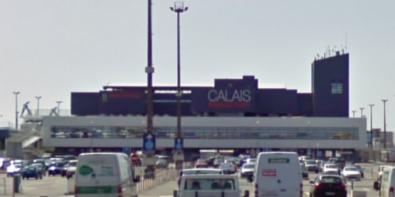 Calais Ferry Terminal